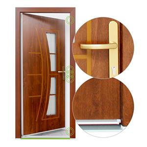 Pastové dvere