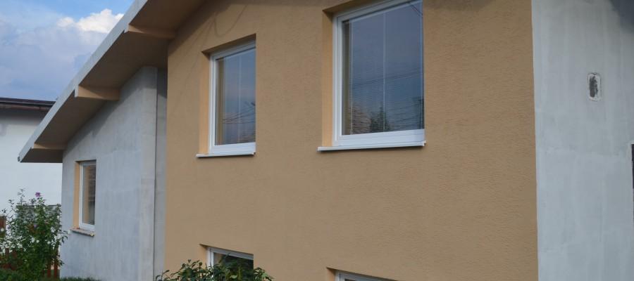 Výmena okien na RD- Ružiná