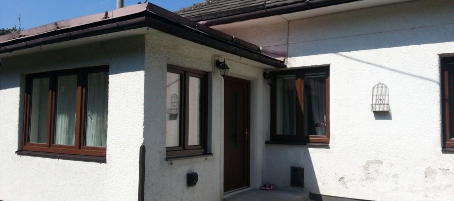 Výmena okien na RD- rekonštrukcia Bytča
