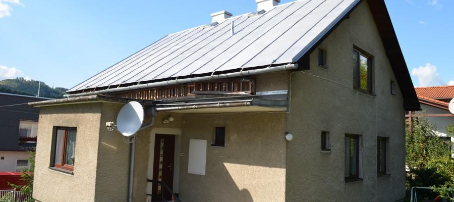 Výmena okien na RD- rekonštrukcia Budatín