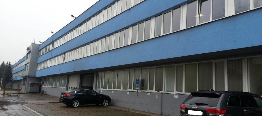 Výmena okien a dverí na objekte ZVL Žilina