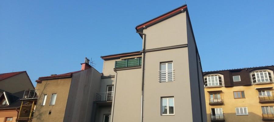 Výmena okien na BD- Žilina Kukučínova