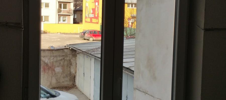 Výmena schodiskových okien na BD- Žilina Štefánikova ul.