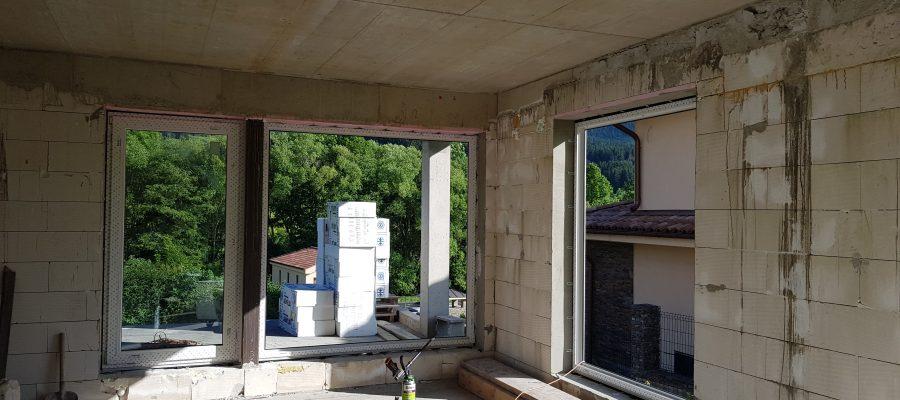 Novostavba RD – Vyšný Kubín