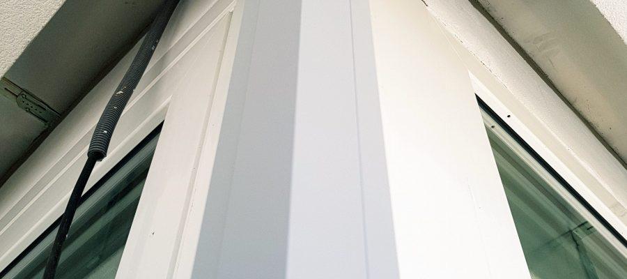 Montáž exteriérových žalúzií RD- Považský Chlmec