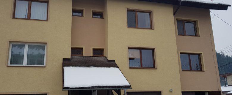 Výmena schodiskových okien Bytča