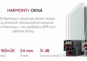 OKNÁ HARMONY+