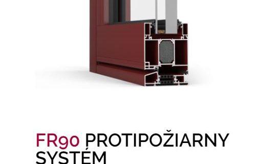 Protipožiarny systém FR90